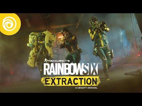 Rainbow Six Extraction: Estreno mundial del tráiler cinemático