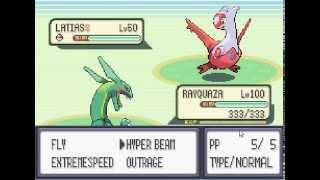 Pokemon Emerald how to get Latias gameshark