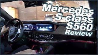 2억짜리 벤츠 s클래스 s560 시승기 리뷰 ♥ 1시간 초장편 Mercedes-Benz S class s560 4matic Long 소닉 자동차 리뷰 #54 ♥