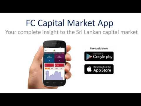 FC Capital Market Mobile App - User Guide