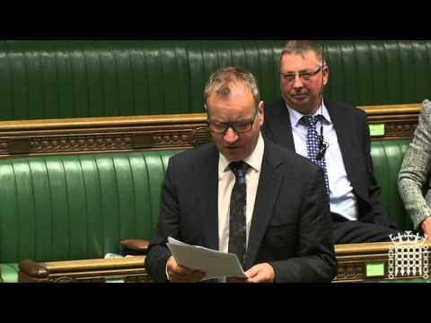 Pete Wishart MP on the European Arrest Warrant - 19th November 2014