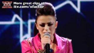 vuclip Cher Lloyd sings Empire State of Mind - The X Factor Live show 5 - itv.com/xfactor