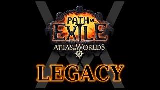 Path of Exile - Legacy - стрим 20/03/17