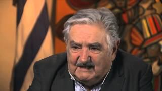Entrevista a José Mujica Presidente de Uruguay (Dec. 2013)