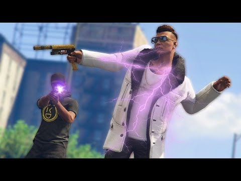 Make STUN GUN TROLLING! *ONLINE* | GTA 5 THUG LIFE #133 Images