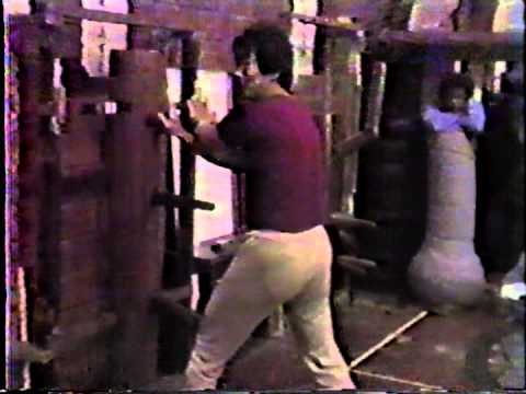 Sifu William Cheung - Los Angeles, 1983 (8/13)