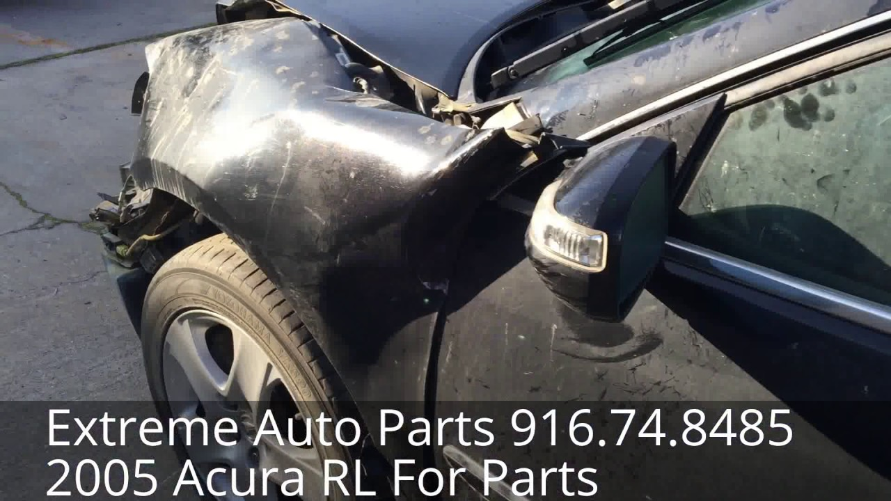 Acura RL Parts For Sale AA YouTube - 2005 acura rl parts