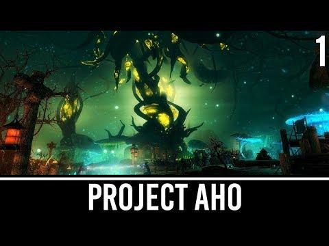 Skyrim Mods: Project AHO
