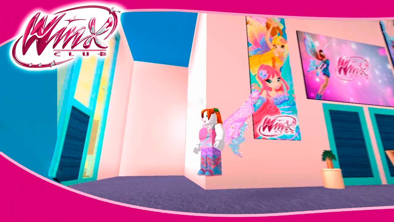 Let S Play Roblox Winx Club Universe Youtube
