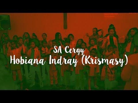 SA Cergy | Hobiana Indray (Krismasy)