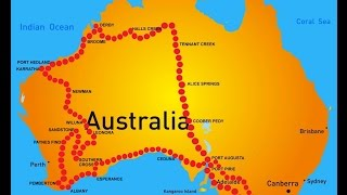AUSTRALIAN OUTBACK ADVENTURE 2015 ,Episode 1
