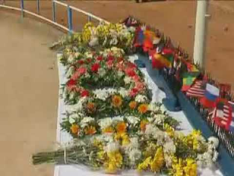 Haiti Earthquake: Memorial in Sudan