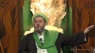 29.12.2017   Cuma Sohbeti   Seyh Ahmed Yasin Bursevi Hz.