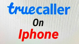 Truecaller On Iphone