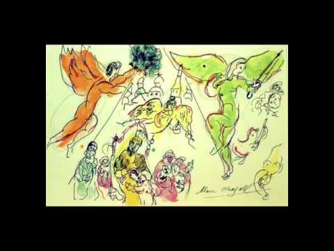 Marc Chagall's Paintings About Love
