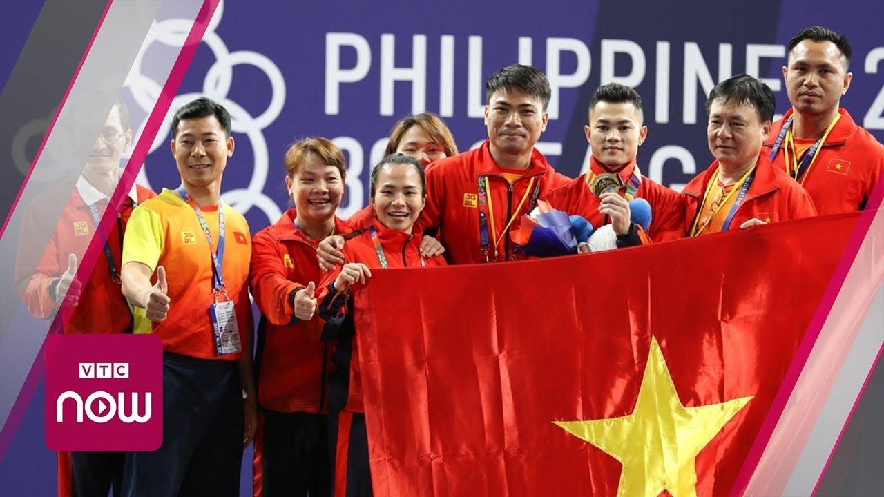 Thể thao Việt nam gặt hái được gì tại SEA Games 2019?