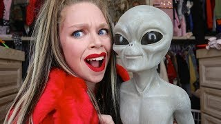 What I Got For Christmas 2018!  GUCCI & ALIENS!