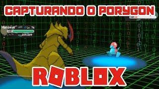 👾 How to capture the Pokémon Porygon | ROBLOX BRONZE BRICK