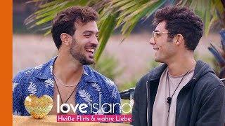 Julia, Yasin & Danilo haben ein Date in der Privat-Suite | Love Island - Staffel 3