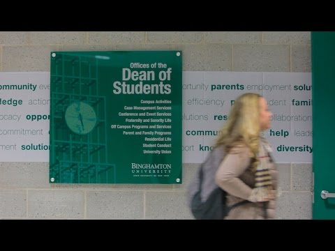 Dean of Students | Emergency Fund | Binghamton University