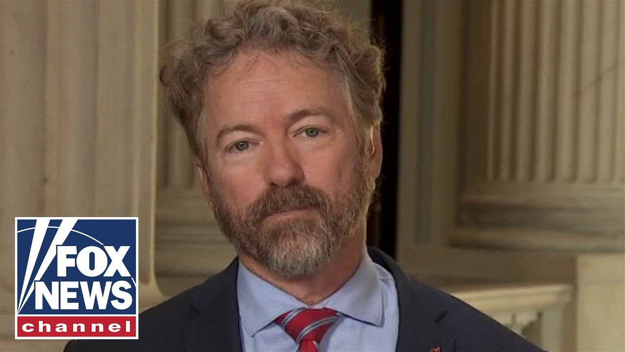 Rand Paul on heated Senate exchange with Dr. Fauci