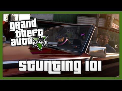 GTA 5: Stunting 101! - Episode 3 (Stunt Tips & Tricks!)