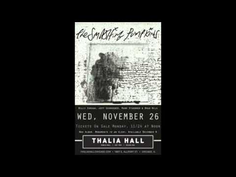 The Smashing Pumpkins - Thalia Hall - Full Show - 11/26/14