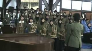 Bamboo Dance - Keluarga Paduan Angklung ITB