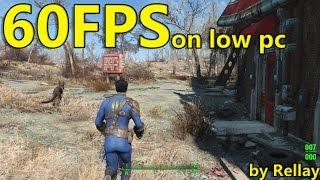 Fallout 4 Optimization Оптимизация Фоллаут 4 ТЕНИ