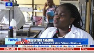 Preventing Anaemia: Condition Is Associated With Fatigue, Dizziness