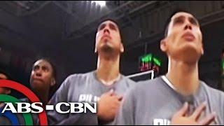 Gilas, nilampaso ang FIBA defending champion Iran