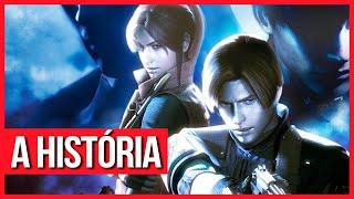 A História de Resident Evil Umbrella/Darkside Chronicles - Enredo com Spoilers