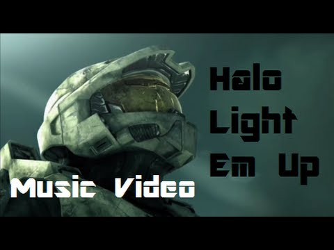 Halo Music   Light Em Up FallOutBoy