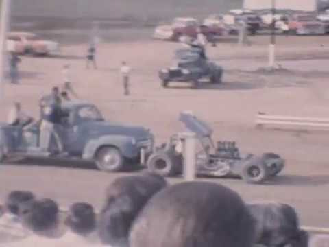 1965 Hagerstown Speedway Footage Johnny Grum Gerald Chamberlin Kenny Hall Collection
