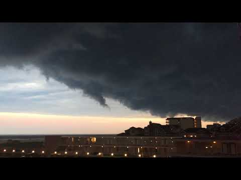 Wildwood Crest NJ Summer Storm