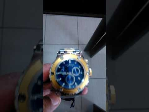 9f04e731d0e Relógio Masculino Pulso Atlantis Estilo Invicta Bom Barato