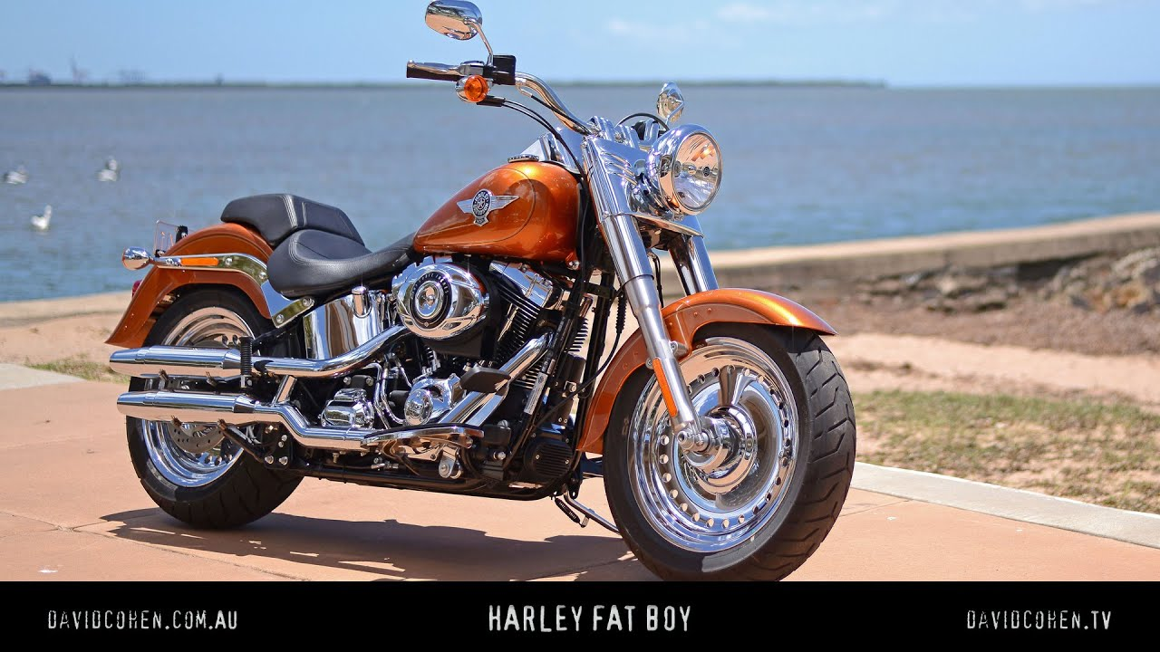 2014 harley fat boy test youtube. Black Bedroom Furniture Sets. Home Design Ideas