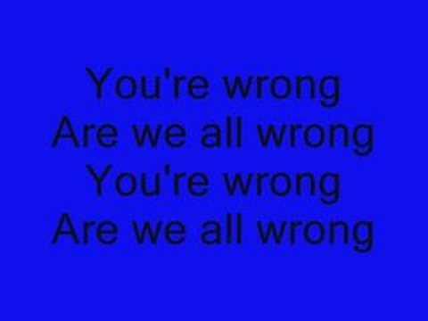 Bang the Doldrums by Fall Out Boy (lyrics)
