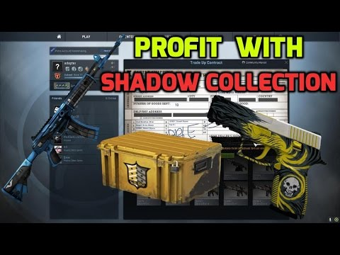 THE SHADOW TRADE UPS Counter Strike : Global Offensive