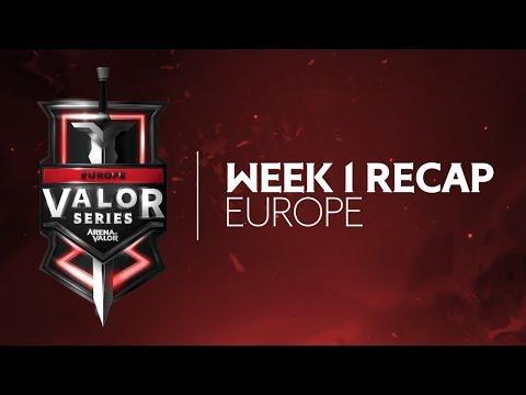 Valor Series Season 3 Group Stage Statistics and Highlights
