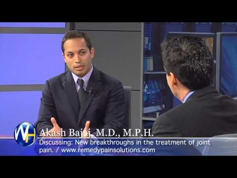 Akash Bajaj, M.D. - Treating Joint Pain, Marina del Rey with Randy Alvarez