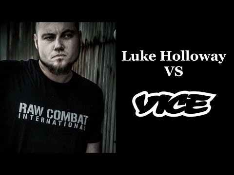 Luke Holloway on Vice - Behind the Scenes Drama & Real Story!