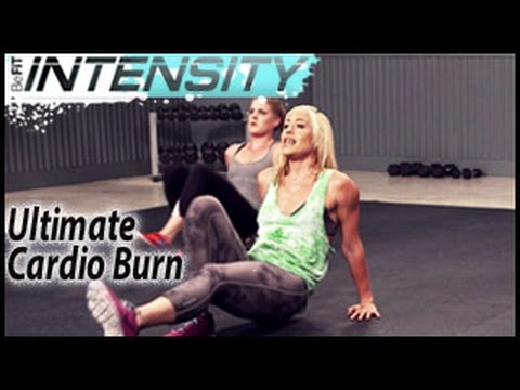 BeFiT Intensity: Ultimate Cardio Burn Workout- Lacey Stone