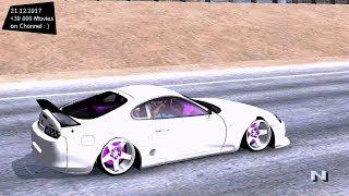 Toyota Supra Grand Theft Auto San Andreas GTA SA MOD