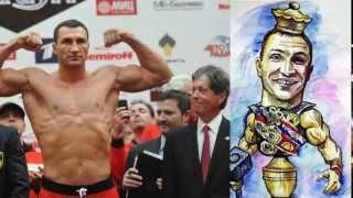 Русская народная былина о боксе