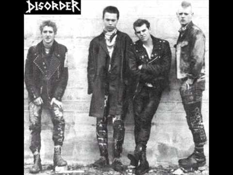 Disorder - Bent Edge