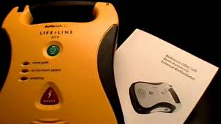 Defibtech AED Lifeline Overview