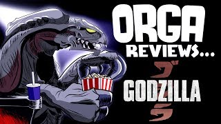 Godzilla (2014) - Orga Reviews Ep 1