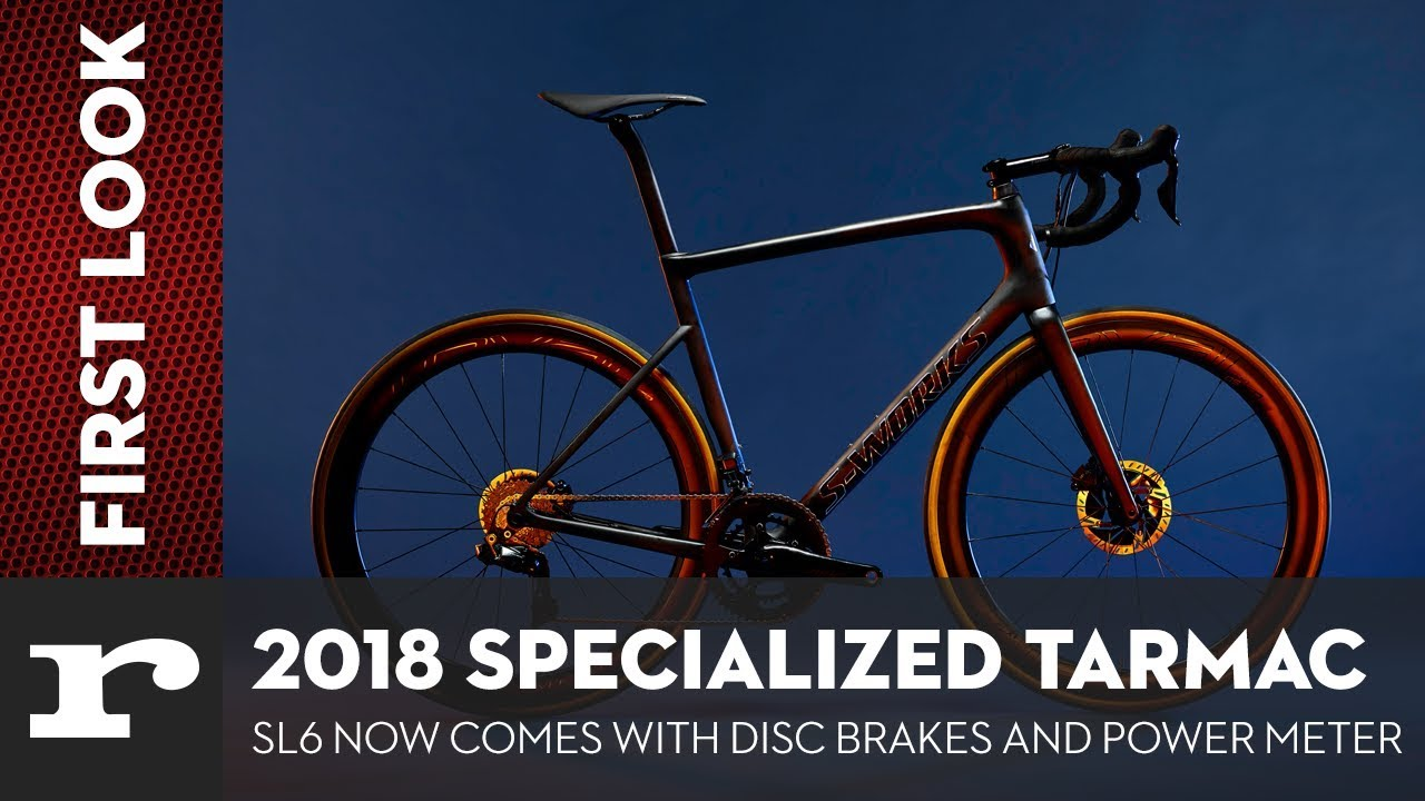 be7020d3685 First Look - 2018 Specialized Tarmac Disc by road.cc