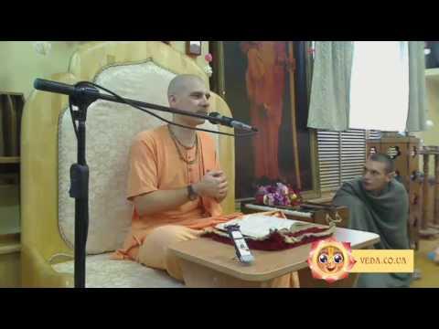 Шримад Бхагаватам 3.21.25 - Бхакти Расаяна Сагара Свами